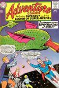 Adventure Comics (1938 1st Series) 332