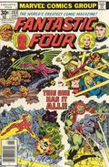 Fantastic Four (1961 1st Series) 183