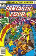 Fantastic Four (1961 1st Series) 186