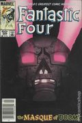 Fantastic Four (1961 1st Series) 268