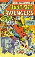 Giant Size Avengers (1974) 3