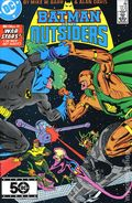 Batman and the Outsiders (1983 1st Series) 27