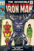 Iron Man (1968 1st Series) 12