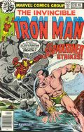 Iron Man (1968 1st Series) 120