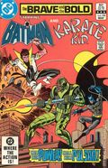 Brave and the Bold (1955 1st Series DC) 198