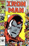 Iron Man (1968 1st Series) 212