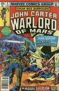 John Carter Warlord of Mars (1977 Marvel) 8