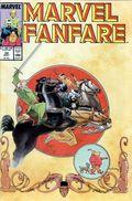 Marvel Fanfare (1982 1st Series) 34
