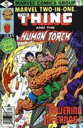 Marvel Two-in-One (1974 1st Series) 59