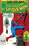 Spectacular Spider-Man (1976 1st Series) Annual 8