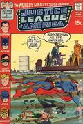 Justice League of America (1960 1st Series) 90