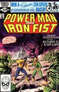 Power Man and Iron Fist (1972 Hero for Hire) 75