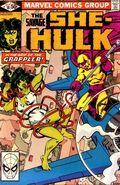 Savage She-Hulk (1980) 18