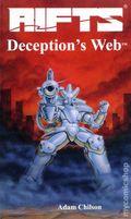 Rifts Deception's Web PB (1999 Novel) 1-1ST