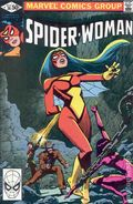 Spider-Woman (1978-1983 1st Series) 36