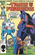 Transformers (1984 Marvel) 1st Printing 20