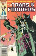 Transformers (1984 Marvel) 1st Printing 23