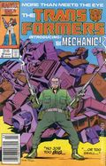 Transformers (1984 Marvel) 1st Printing 26