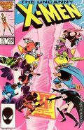 Uncanny X-Men (1963 1st Series) 208