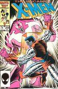 Uncanny X-Men (1963 1st Series) 209