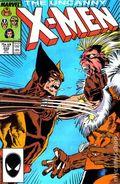 Uncanny X-Men (1963 1st Series) 222