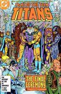 New Teen Titans (1980) (Tales of ...) 76