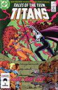 New Teen Titans (1980) (Tales of ...) 83