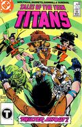 New Teen Titans (1980) (Tales of ...) 86