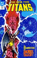 New Teen Titans (1984 2nd Series) New Titans 28