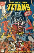 New Teen Titans (1984 2nd Series) New Titans 31