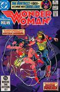 Wonder Woman (1942 1st Series DC) 289