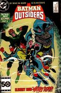 Batman and the Outsiders (1983 1st Series) 29