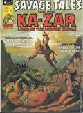 Savage Tales (1971 Magazine) 11
