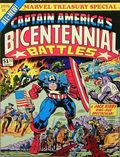Captain America's Bicentennial Battles (1976 Marvel Treasury) 1