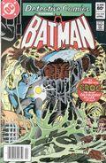 Detective Comics (1937 1st Series) 525
