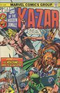 Ka-Zar (1974 2nd Series) 8