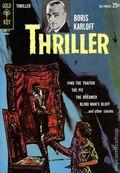 Boris Karloff Thriller (1962 Gold Key) 2