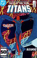 New Teen Titans (1980) (Tales of ...) 61