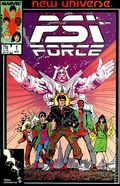 Psi-Force (1986) 1