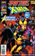 Star Trek The Next Generation X-Men Second Contact (1998) 1A