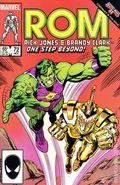 Rom (1979-1986 Marvel) 72