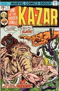Ka-Zar (1974 2nd Series) 9
