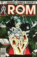 Rom (1979-1986 Marvel) 8