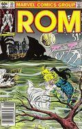 Rom (1979-1986 Marvel) 33