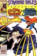 Strange Tales (1987 2nd Series) 1