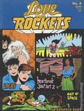 Love and Rockets (1982 1st Series) Magazine 2nd Printing 4