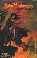 Lady Pendragon Dragon Blade (1999) 7DFCHROME