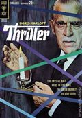 Boris Karloff Thriller (1962 Gold Key) 1