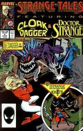 Strange Tales (1987 2nd Series) 3