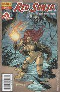 Red Sonja (2005 Dynamite) 22A